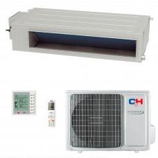 Канальный кондиционер Cooper&Hunter CH-IDS035PNK/CH-IU035NK