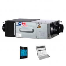 Приточно-вытяжная установка с рекуператором Cooper&Hunter CH-HRV10K2