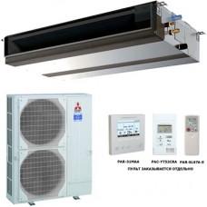 Канальный кондиционер MITSUBISHI ELECTRIC PEAD-RP100JAQ/PU-P100YHA